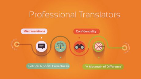 تفاوت مترجم حرفه ای با آماتور